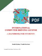 ICDL Handbook