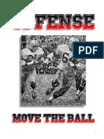 offense part 1 - ground game