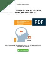 Neuromarketing en Accion Spanish Edition by Nestor Braidot