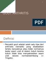 Gout Presentasi