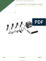 Material Inyeccion Diesel Bosch Common Rail Esquema Funcionamiento Componentes Elementos Diagramas
