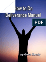 How to Do Deliverance Manual Gene Moody | Deliverance