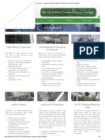 AMR Process - Leading Canadian Supplier of Oil & Gas Process Packages