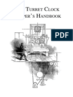 Turret Clock Keeper Handbook
