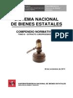 Extracto Jurisprudencial SNBE - al 28-11-2014.docx