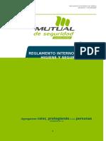 Reglamento Interno Mutual