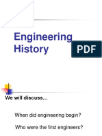 Lect_2History of Engineering