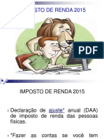 Palestra Do Irpf- 2015a