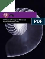 ITIL V3 Documents
