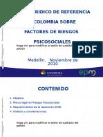69907165 Marco Juridico Riesgo Psicosocial Colombia