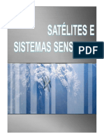 Satélites e Sistemas Sensores