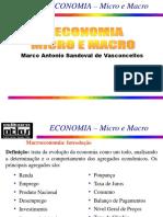 2 Macroeconomia, Contabilidade Social e Setor Externo