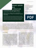 Diferencias Farma,Exper,Clinicas y Economicas OPIOIDES