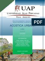 Acustica Urbanistica Ff Grupo