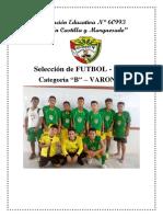 Caratula Futbol