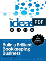 Build a Brilliant Bookkeeping Business - Warbella