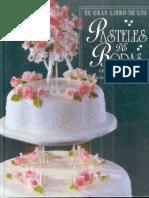 El Gran Libro De Los Pasteles De Bodas - 1997.pdf