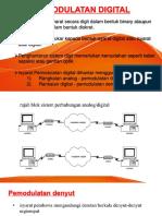 Pemodulatan Digital