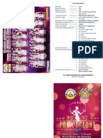Mutya 2017 Invitation