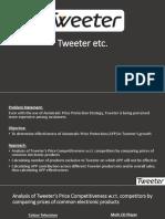 Tweeter Etc