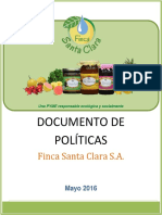 Políticas de FSC
