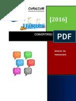 10. Convertirse en Gerente Manual Participante 2016