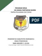 Program Kerja Angka Partisipasi Murni1718