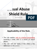 Sexual Abuse Shield Rule Report.docx