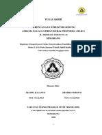 Tesis Perencanaan Struktur Gedung.pdf