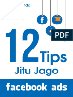 Ebook 12 Tips Jago Jualan Dengan Facebook Ads.pdf