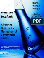 Managing Hazardous Materials Incidents V1, 2, 3