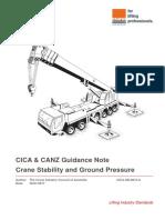 crane base stability