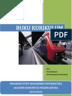 Buku Kurikulum 2015-2016-AKJ