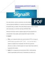 Signal r