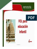Fol Educación Infantil 3