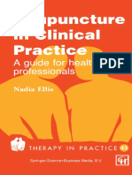 Acupuncture in Clinical Practice