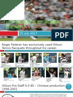 Federer's Racquets v0.2