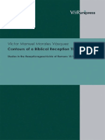 Víctor Manuel Morales Vásquez-Contours of a Biblical Reception Theory_ Studies in the Rezeptionsgeschichte of Romans 13.1-7-V&R Unipress (2011)