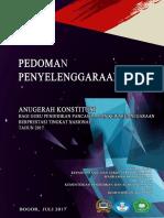 Pedoman Anugerah Konstitusi 2017