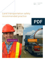 land transportation safety