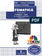264407909 Carti Culegere de Matematica Isar Partea 2 Clasa 3 Ed Tehnopress TEKKEN