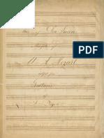 Aria Dal Don Giovanni di Mozart