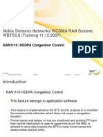 354062707 WBTS5 0 Training 3 HSDPA Congestion Control Ppt