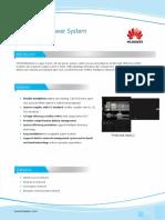 Mini TP48300B-N04C2 Power System Datasheet