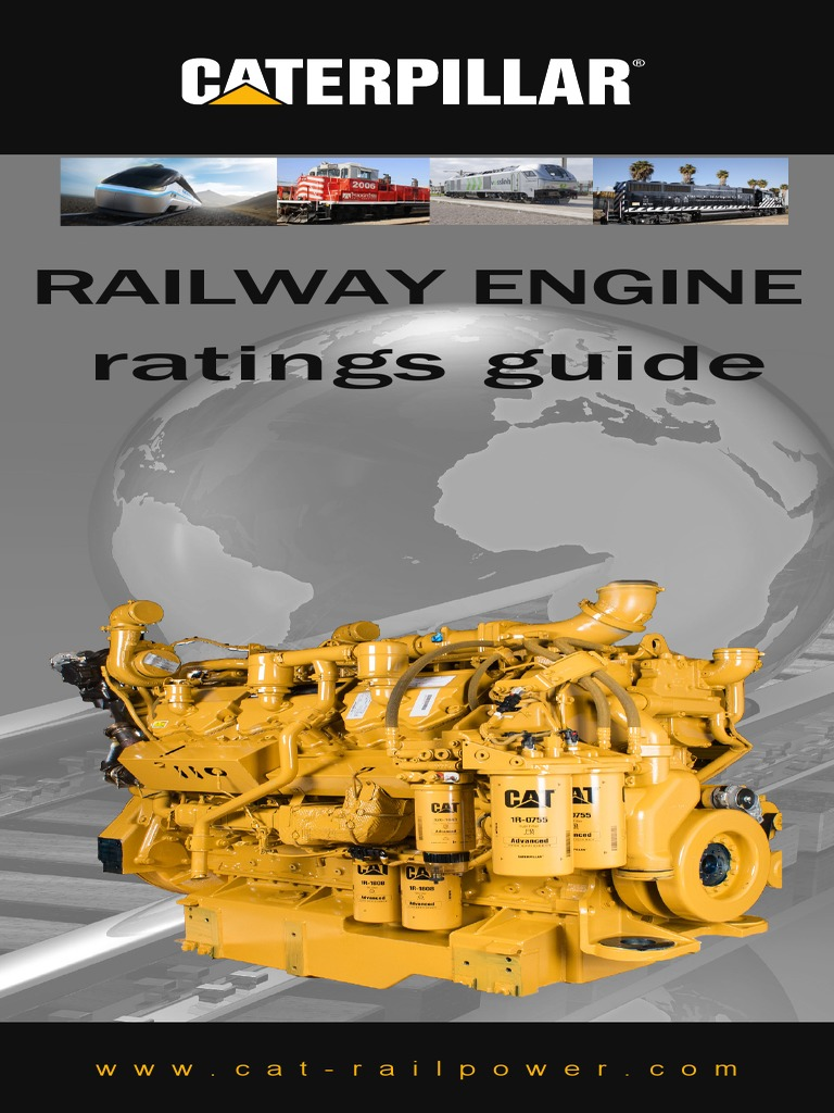Railway Engine RatingsGuide | Locomotives | Engines