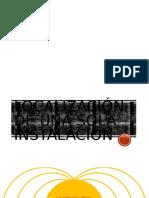 1.1 Diseño de Una Instalacion nnnnn