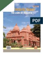 The Vedanta Kesari February 2010