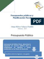 1. Planificación y Gestión Presupuestaria (Primera Parte) A