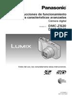 Panasonic Dmc Zs20_manual de Usuario