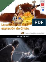 Lección 12 - La Suficiencia de La Expiación de Cristo